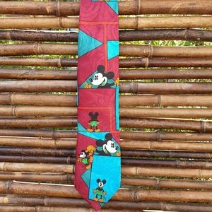 Mickey Mouse Neck Tie
